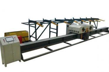 CNC tērauda stieņa locīšanas centra mašīna