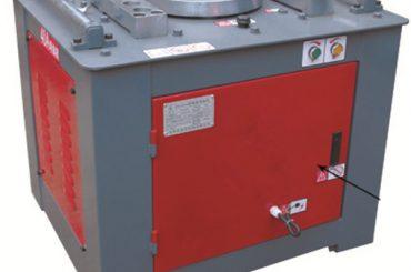 hidrauliskā nerūsējošā tērauda cauruļu liešanas mašīna, kvadrātveida caurules / apaļkoka cauruļu savienotāji pārdošanai