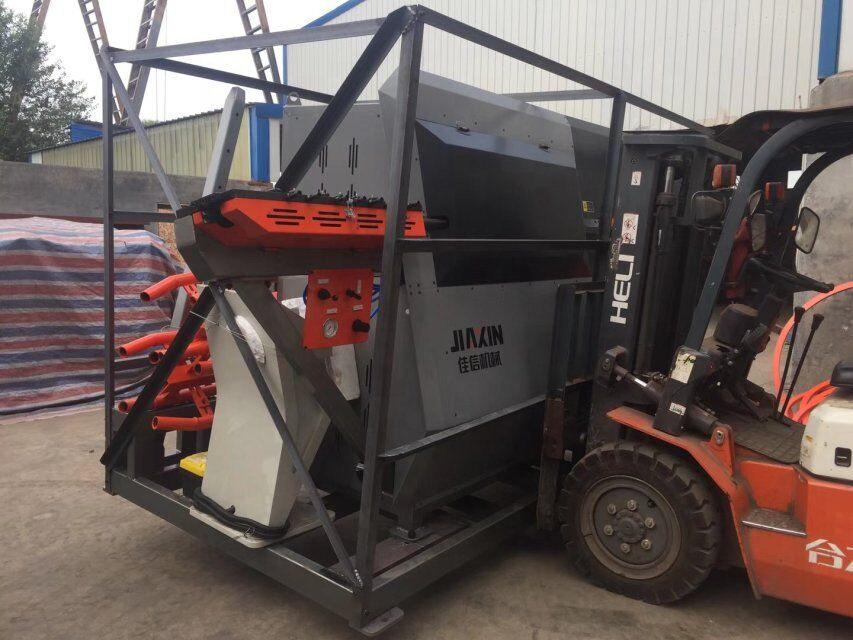CNC tērauda stieņu liekšanas mašīna